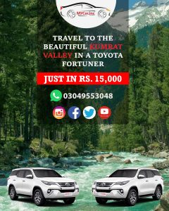 About us Car rental Company in Lahore